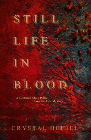 Still Life in Blood -  Cover for Newspaper